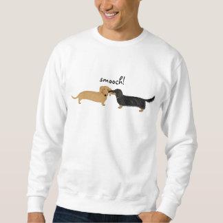 Taxen smår-hånglar långärmad tröja