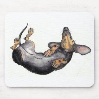 taxen som sovar musen, vadderar mus matta