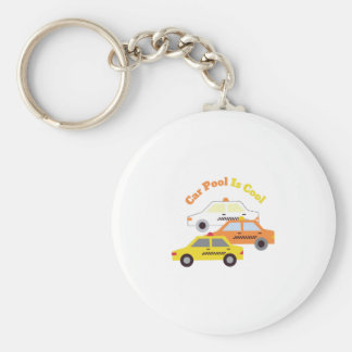 Taxis_Car_Pool_Is_Cool Nyckelringar