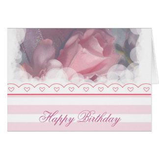 - TBA - Grattis på födelsedagenkort Hälsningskort