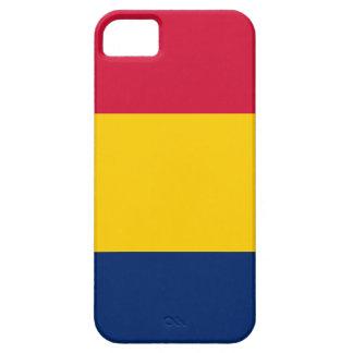 Tchad flagga iPhone 5 Case-Mate fodral
