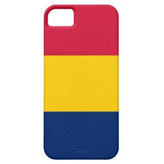 Tchad flagga iPhone 5 skydd