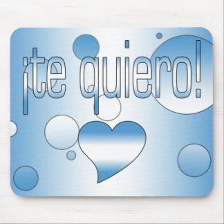 ¡ Te Quiero! Konst för pop för Guatemala Musmatta