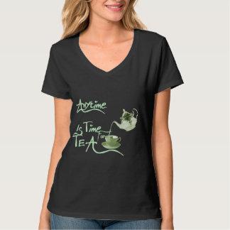 Tea när som helst t-shirt