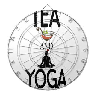 Tea och Yoga Darttavlor