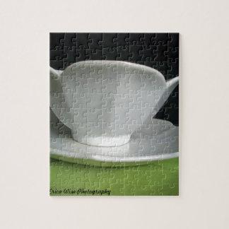 Tea Time Jigsaw Puzzles