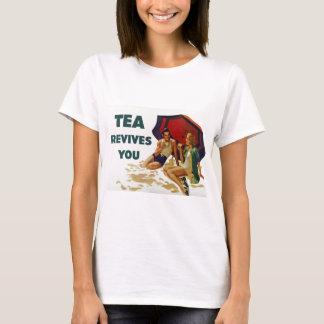 Tea upplivar dig tröja