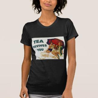Tea upplivar dig tshirts