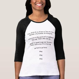 Teadedikation Tee Shirt