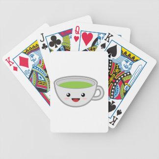 Teakopp Spel Kort