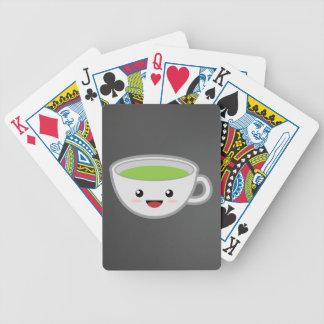 Teakopp Spelkort