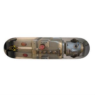 Teakrukarobot Skateboard Bräda 20,5 Cm