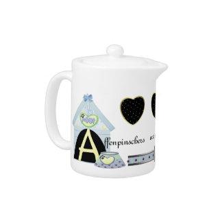 TEAMPLATE FÖR är min kopp av Tea