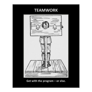 teamwork-få-med--program-eller-annat poster