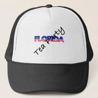 TEAPARTY FÖR FLORIDA TRUCKERKEPS