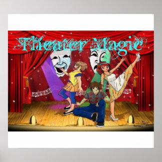 Teatermagi Poster