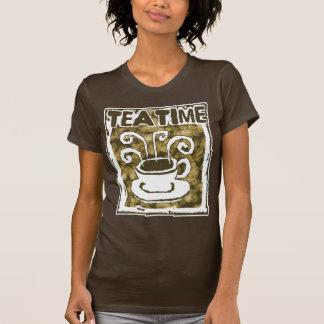TeaTime ångande kopp av Tea Tee Shirt