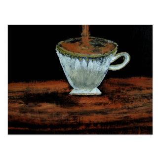 Teatime Vykort