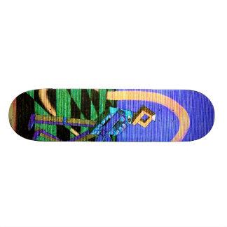 Techie CricketDiane Skateboarddäck Skateboard Bräda 20,5 Cm