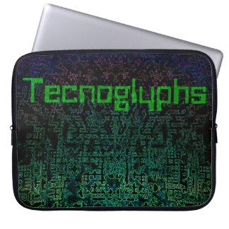 Technoglyphs Laptop Sleeve