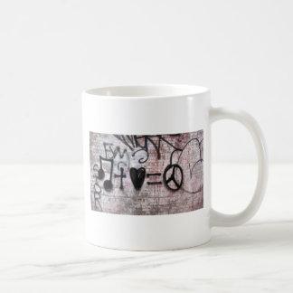Tecken Kaffemugg