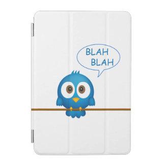 Tecknad för blåtttwitterfågel iPad mini skydd