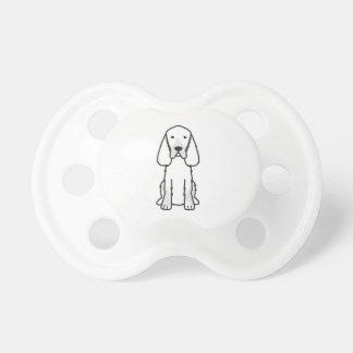Tecknad för hund för Gordon Setter Napp