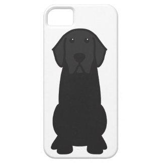 Tecknad för hund för Labrador Retriever iPhone 5 Case-Mate Fodraler