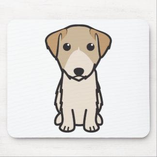 Tecknad för Lucas Terrierhund Musmatta