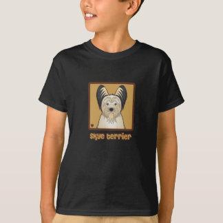 Tecknad för Skye Terrier T-shirt