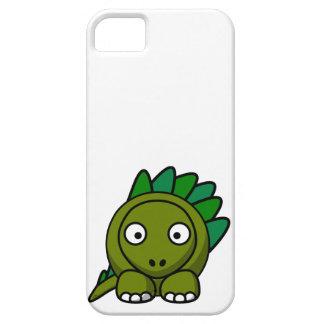 TecknadDinosaur iPhone 5 Case-Mate Fodraler