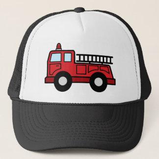 Tecknaden fäster ihop lastbilen för fordon för keps