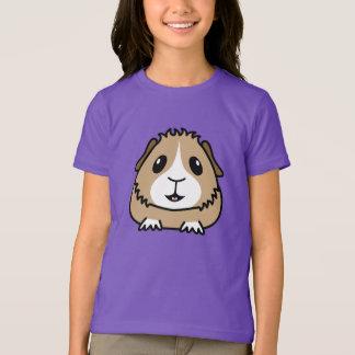 Tecknadförsökskaninbarns T-tröja Tee Shirt