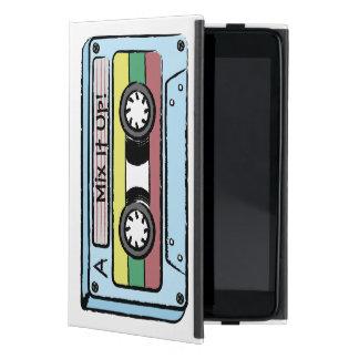 Tecknadhand plockadekassetten tejpar (blandningen iPad mini skal