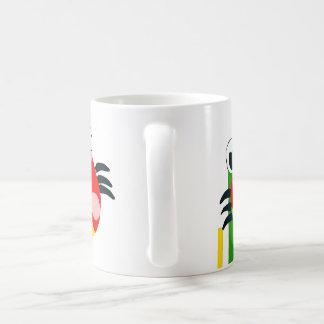 Tecknadnyckelpiga Kaffemugg