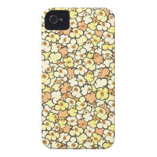 TecknadPopcorn iPhone 4 Skal