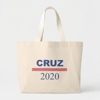 Ted Cruz för presidenten 2020 Jumbo Tygkasse