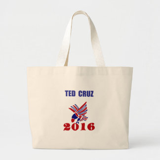 Ted Cruz politisk örnkonst Jumbo Tygkasse