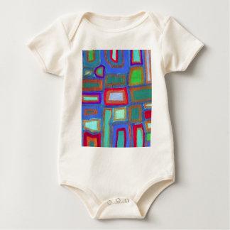 Tegelsten-EN-Aning Bodies För Bebisar