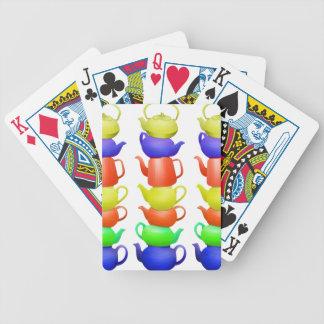 Tekannasamling Spelkort