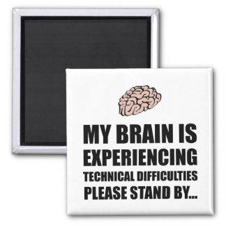 Tekniska svårigheter för hjärna