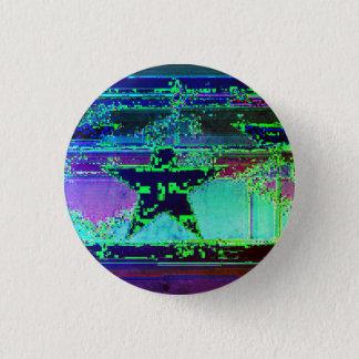 tekniskt felstjärna mini knapp rund 3.2 cm