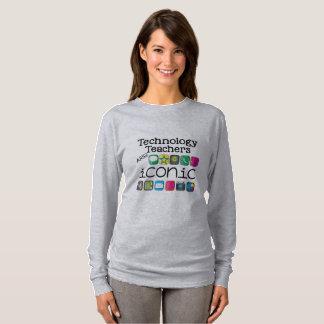 Teknologilärare är den Iconic skjortan Tee Shirt