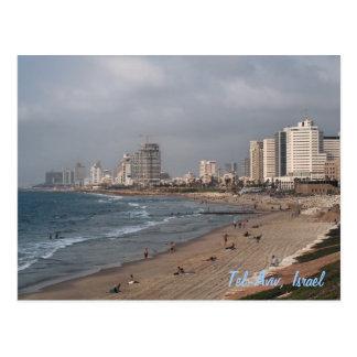 Tel Aviv Israel Vykort