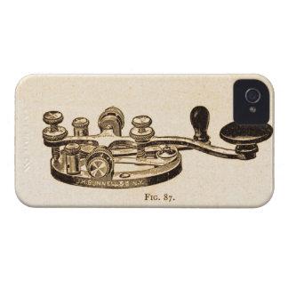 Telegrafera iPhone 4 Case-Mate Fodraler