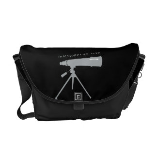Teleskop Messenger Bag