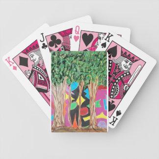 """""""Tempel"""" designkort Spelkort"""