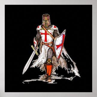 Templar riddare poster