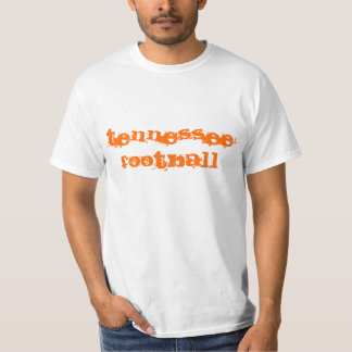 Tennessee Fotboll-Justin jägare T-shirts