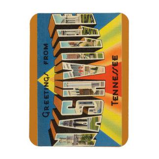 Tennessee Nashville magnet